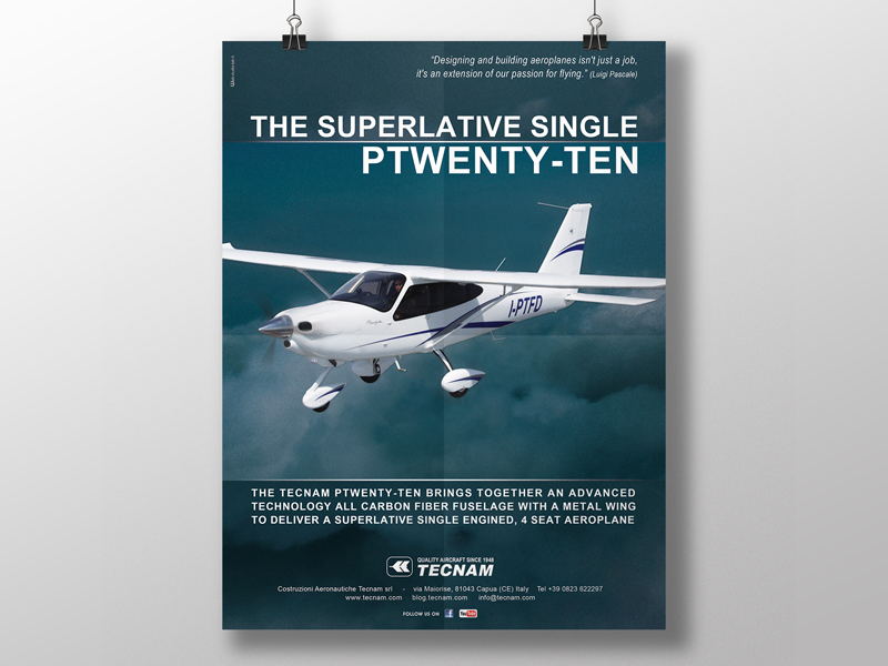 TECNAM_PosterP2010