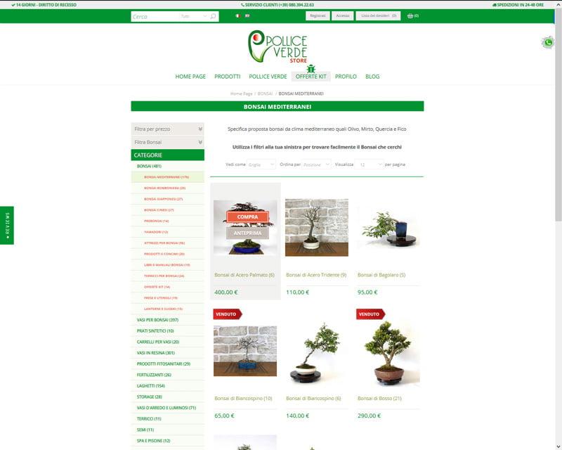 Pagina Catalogo