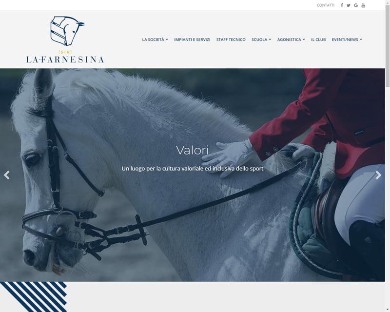 LA FARNESINA homepage