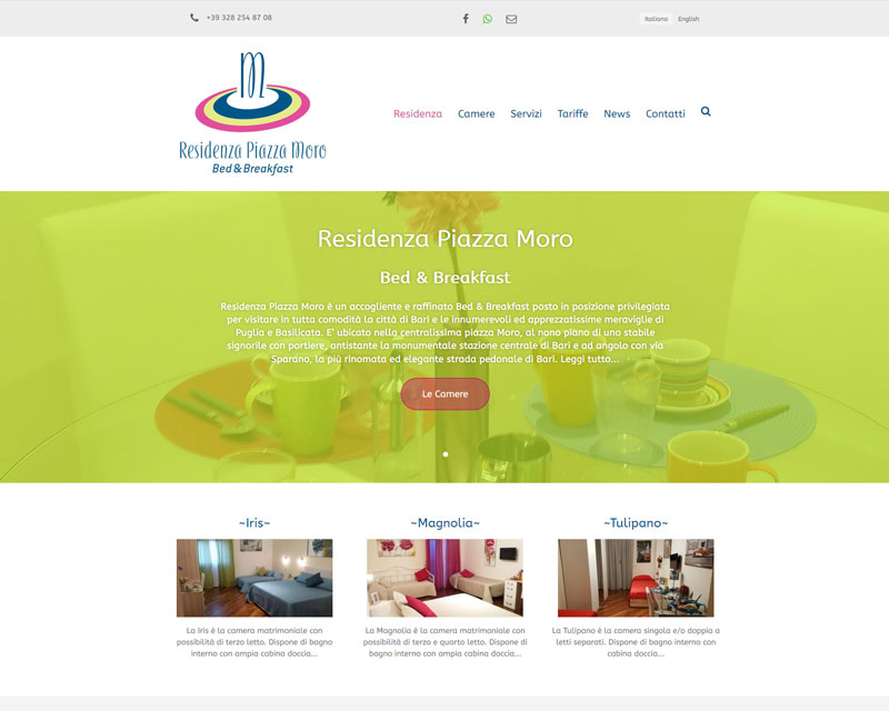 Site Homepage