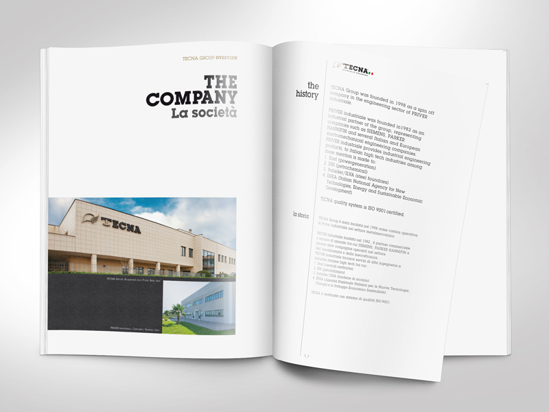 Brochure Company Profile 2013