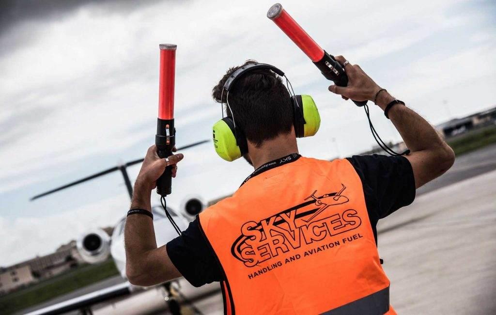 Pagina Sky Services