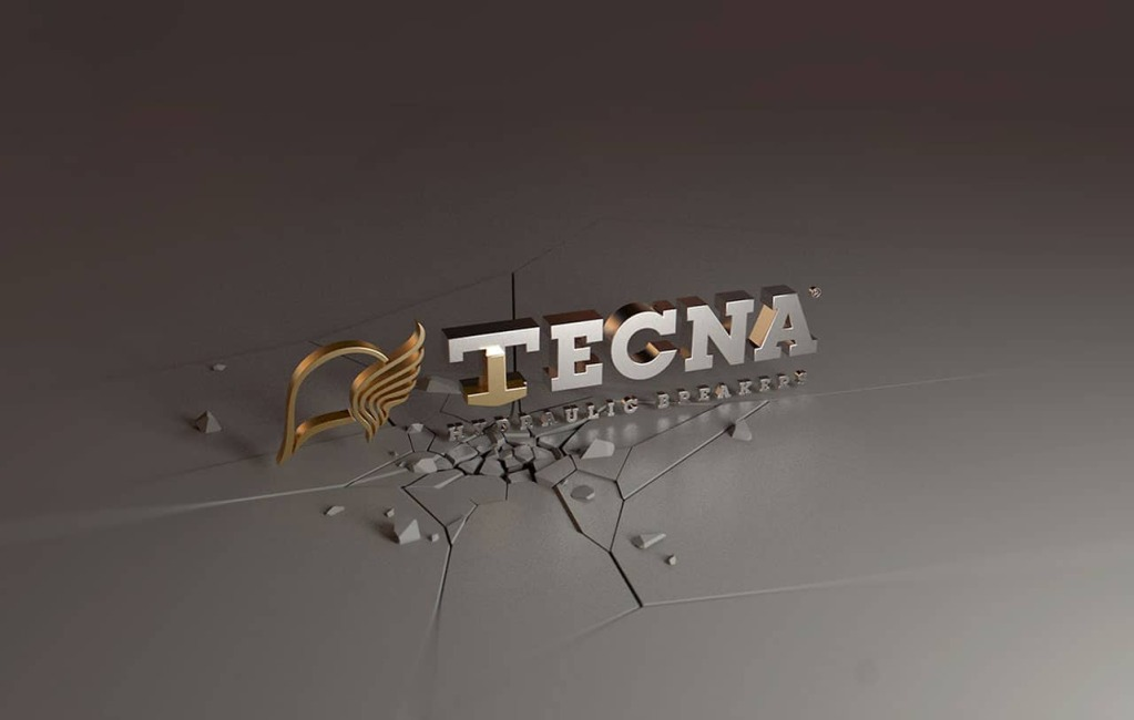 Tecna Group Hydraulic breakers
