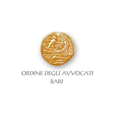 Logo Ordini avvocati Bari