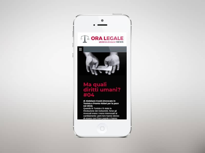 ORA LEGALE NEWS Diritti & dintorni